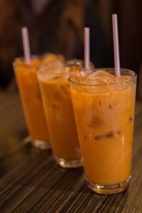 Thai food Calgary tea