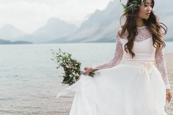 Perfect Banff Wedding by Sean Carr Photography