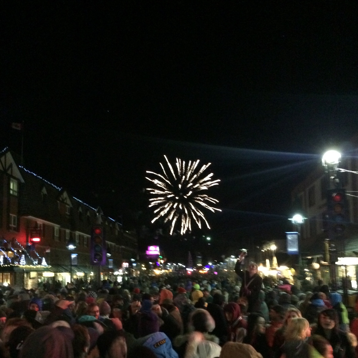 Banff New Year's Eve