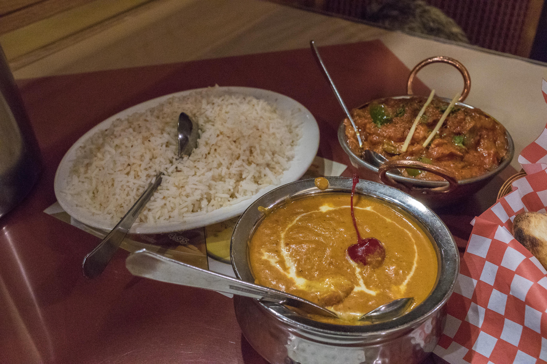 Calgary Indian Food Namskar