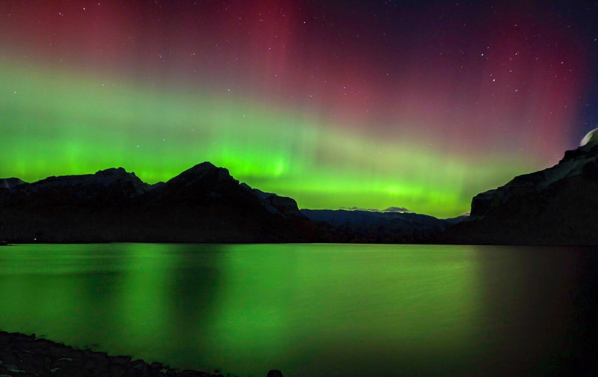 Banff Northern Lights
